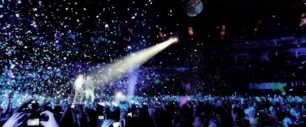 Coldplay Tour  England