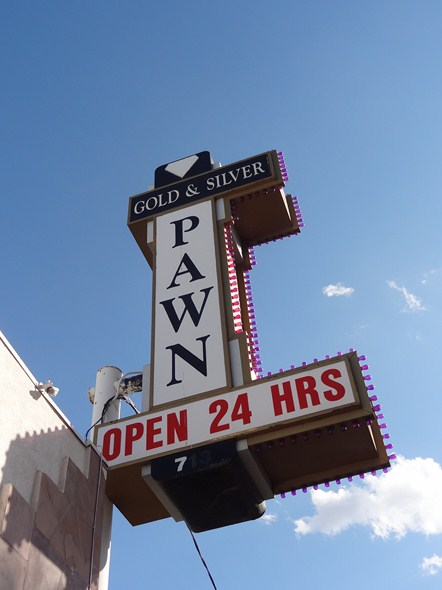 """Inside Gold & Silver Pawn (The """"Pawn Stars"""" Shop)"""