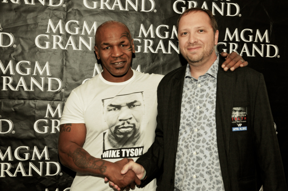 mike tyson 2014 meet and greet