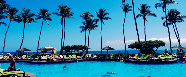 Hotel Resort Review Hyatt Regency Maui Spa Lahaina Hawaii