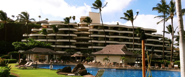 HotelResort Review Sheraton Maui Resort Spa Lahaina Maui - Sheraton hawaii