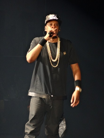 And two bits a review of going going gone - Jay Z Amp Kanye West Watch The Throne At The Motorpoint