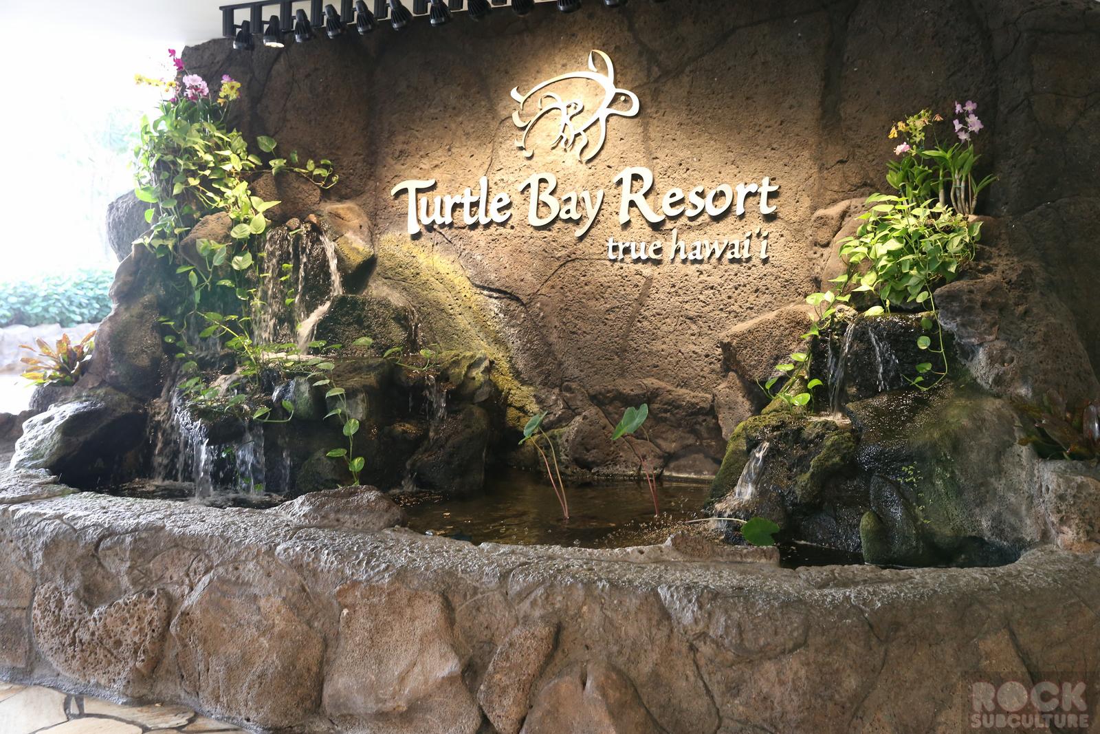 Turtle Bay Room Service