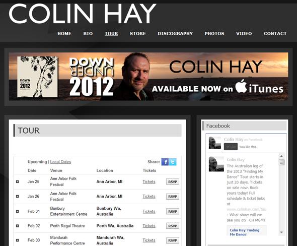Colin-Hay-North-American-Australia-UK-Tour-2013-US-Dates-Details-Tickets-Sale-Concert-Portal