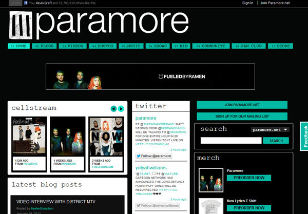 Paramore-North-American-Tour-2013-US-Dates-Details-Tickets-Pre-Sale-New-Album-Concert-Portal