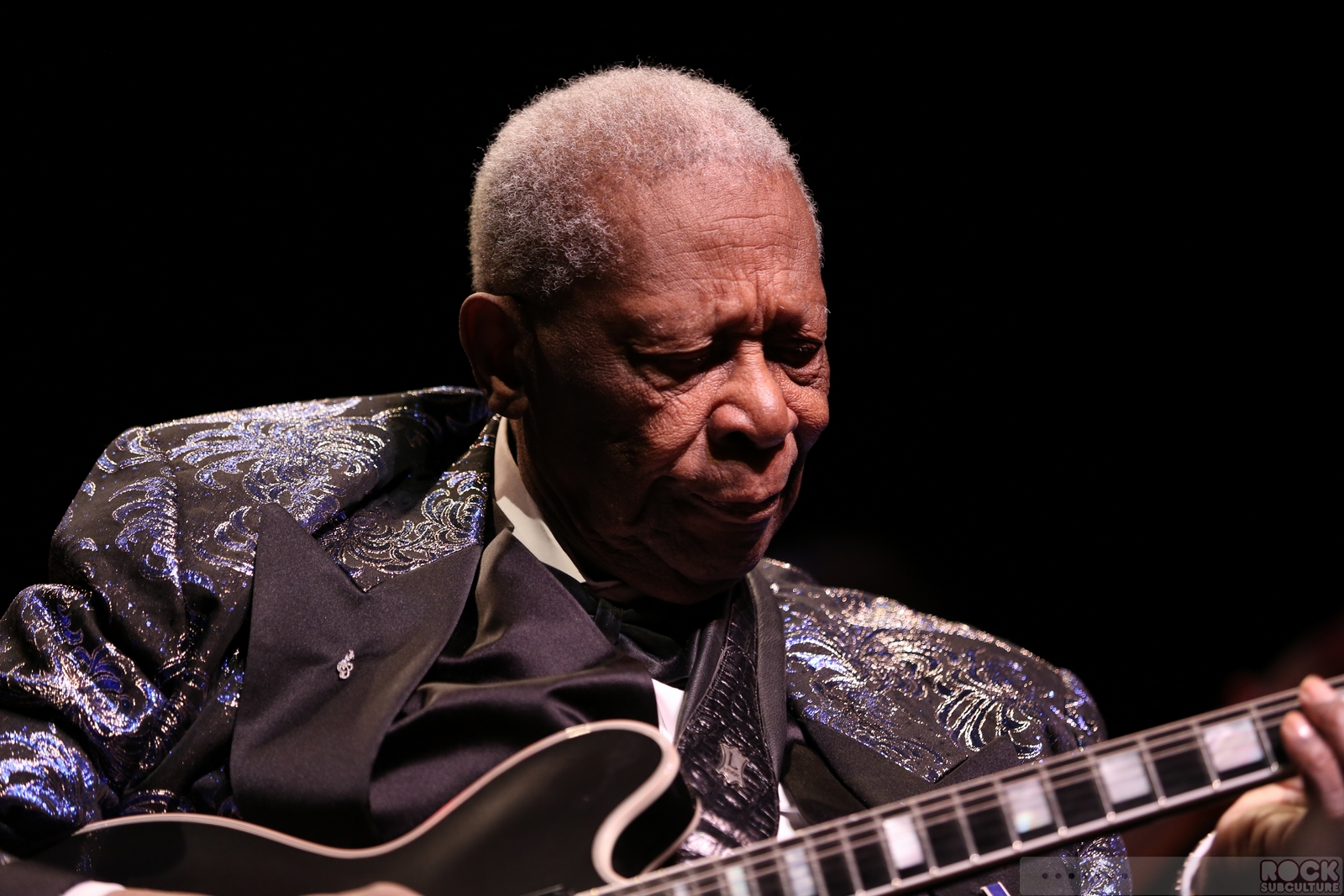 BB King editorial stock image. Image of s, tour ...