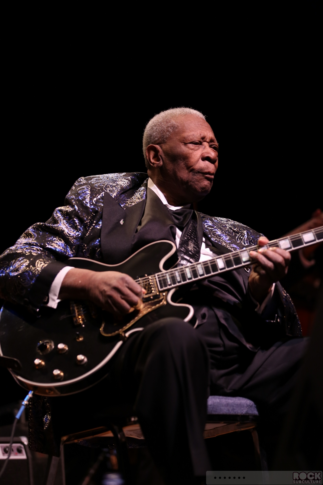 BB King Dead: Blues Legend Dies at 89 in Las Vegas