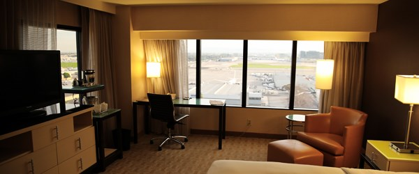 Hilton Lax Los Angeles Airport Hotel Review Trip