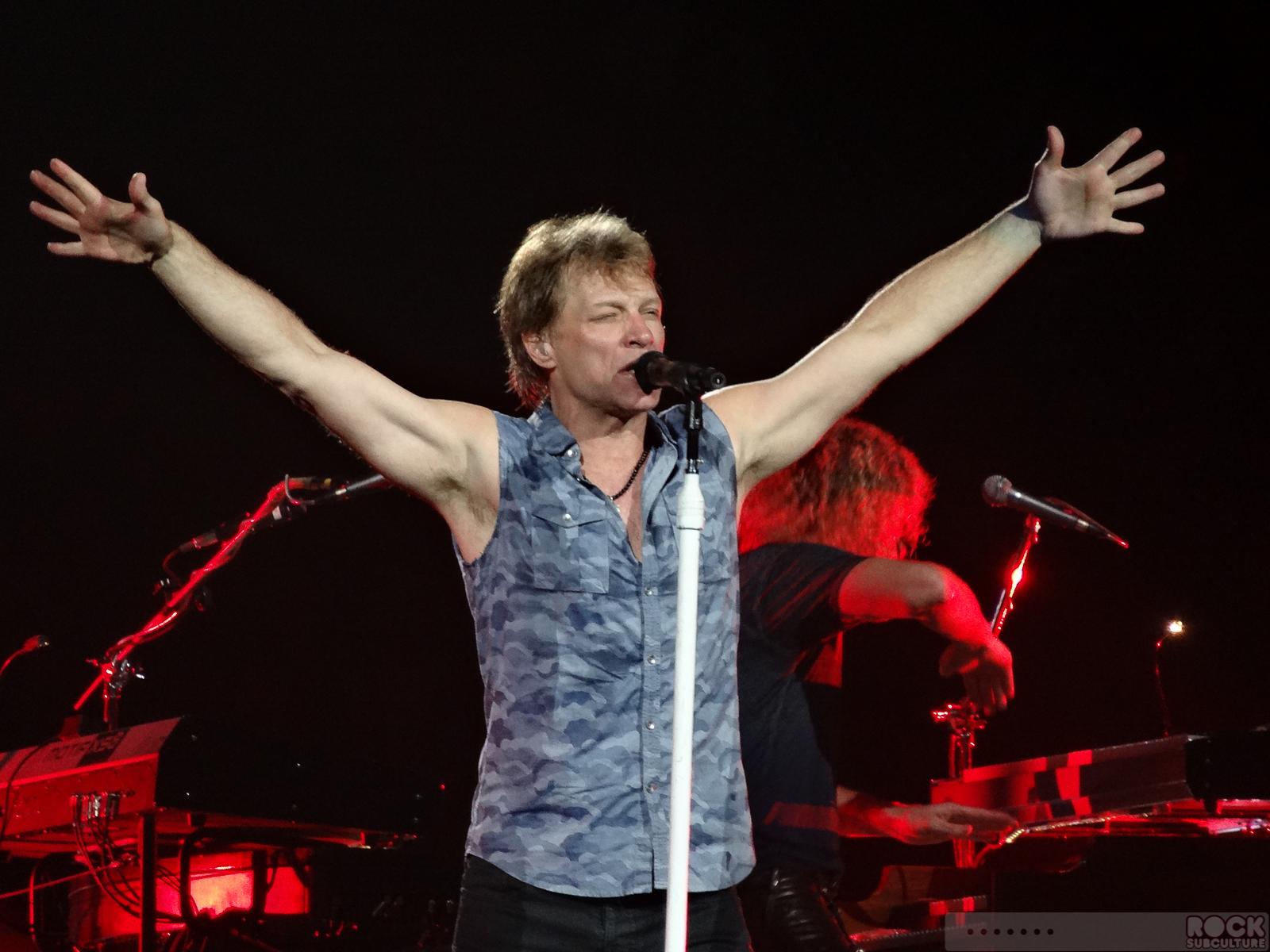 """Bon Jovi """"Because We Can Tour"""" at HP Pavilion   San Jose, California"""