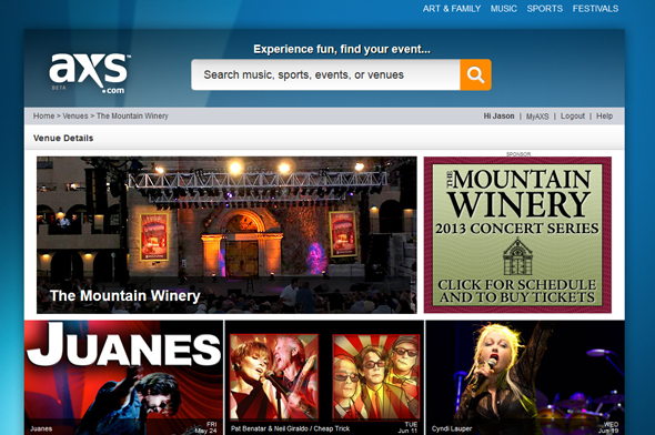 Mountain-Winery-Saratoga-2013-Concert-Season-Dates-Details-AXS-Tickets-Sale-Concert-AXS-Portal