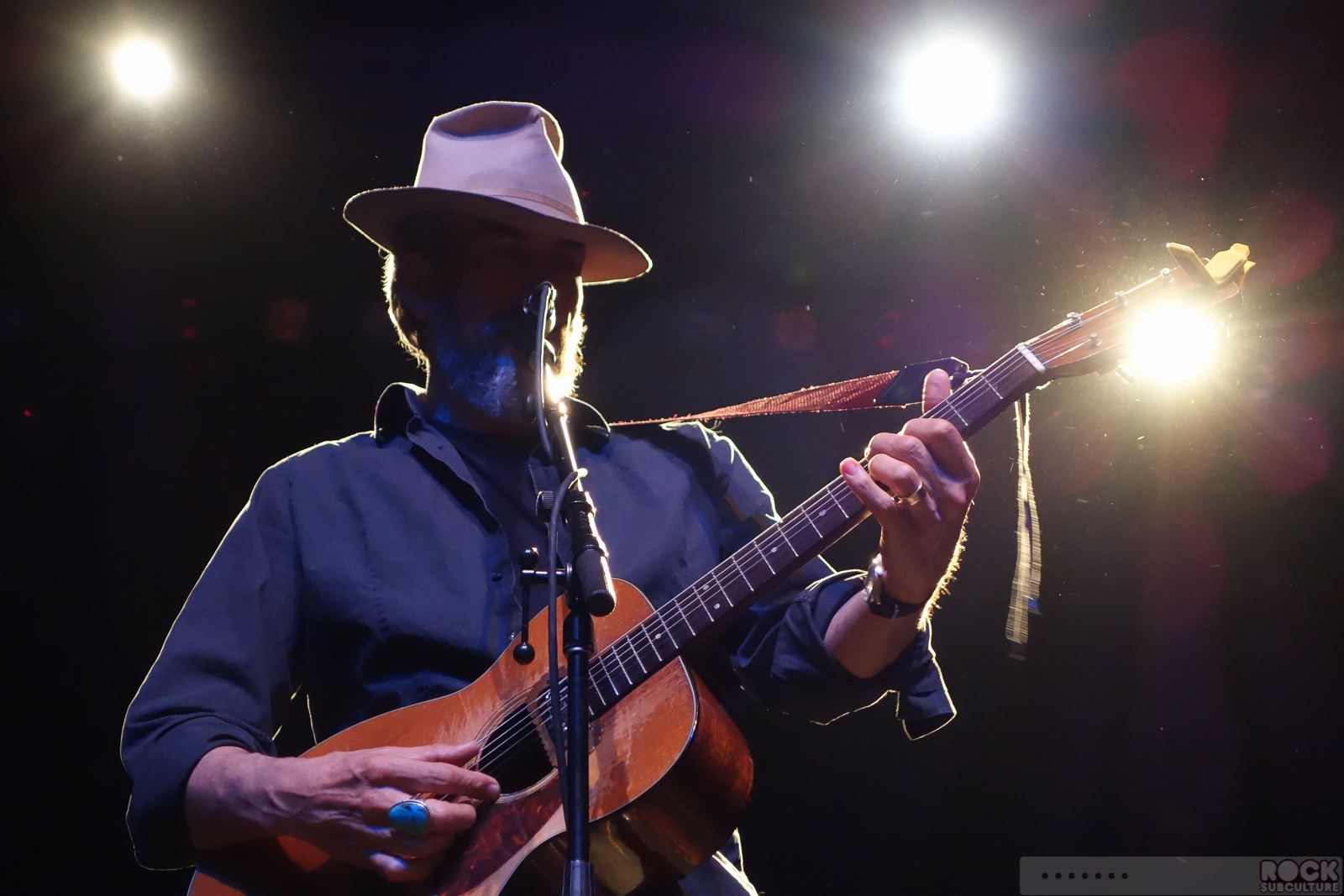Sixto Diaz Rodriguez Searching For Sugar Man At The Warfield