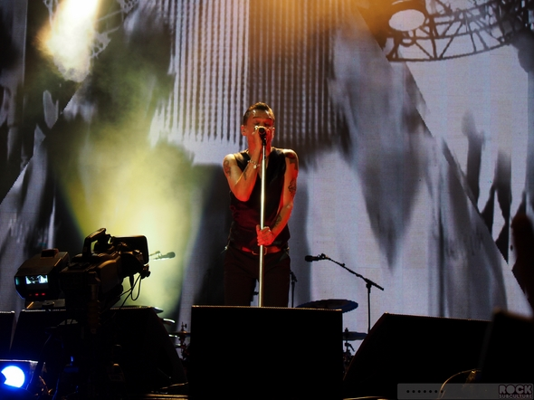 Depeche Mode Delta Machine World Tour Concert Photos