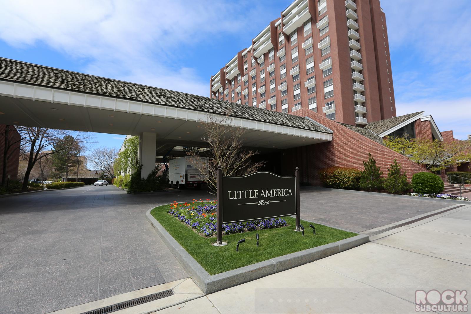 Hotel resort review little america hotel salt lake city for Little hotels