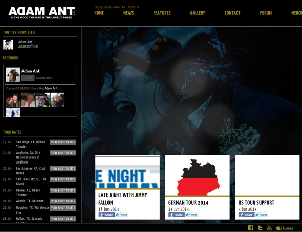 Adam-Ant-North-American-Tour-2013-US-Dates-Details-Tickets-Sale-Concert-Portal