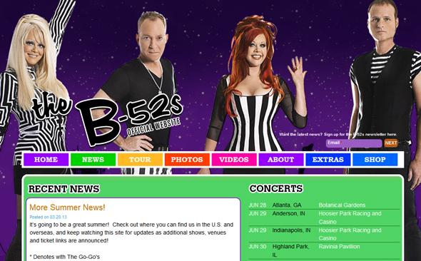 B-52s-Go-Gos-North-American-Summer-Tour-2013-US-Dates-Details-Tickets-Pre-Sale-Concert-Portal