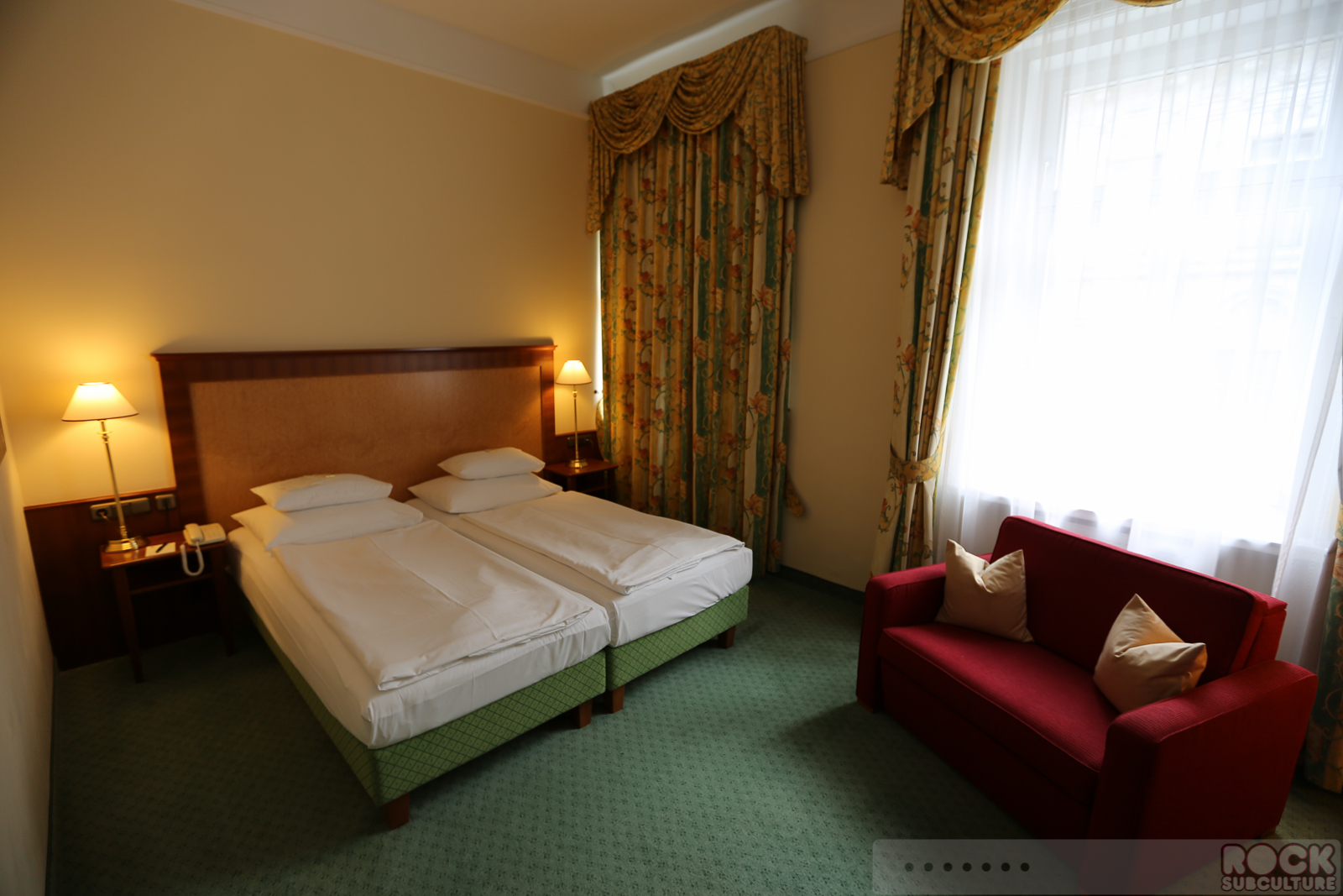 hotel resort review best western premier kaiserhof wien. Black Bedroom Furniture Sets. Home Design Ideas