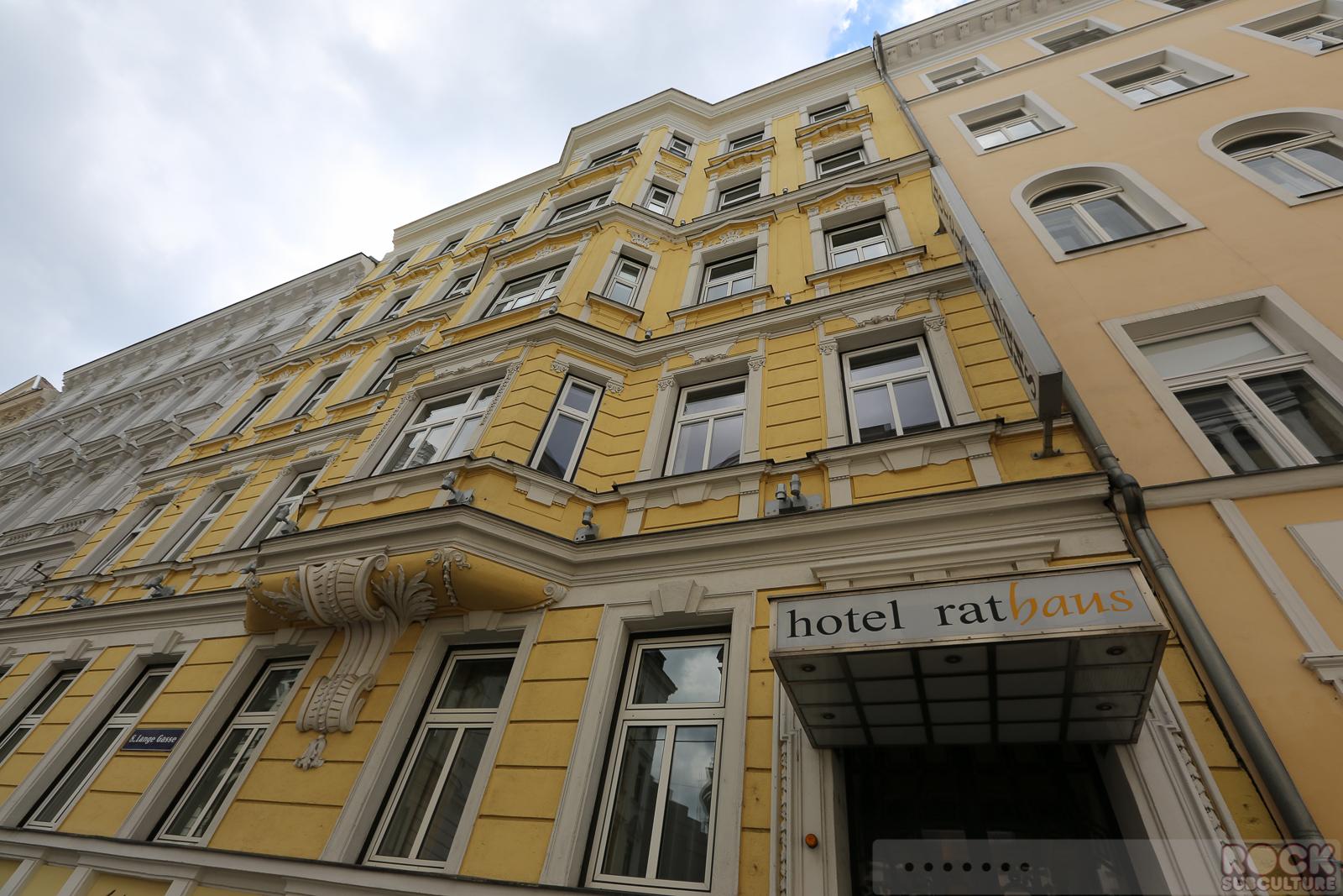 Hotel resort review hotel rathaus wein design vienna for Design hotel vienna