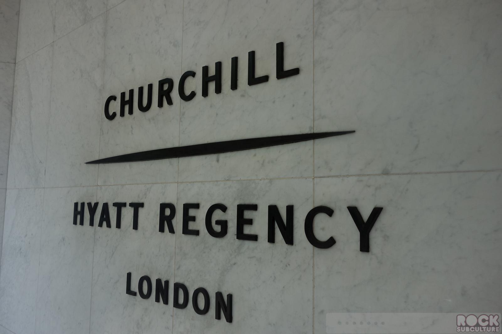 Hyatt Regency London The Churchill England Uk Hotel
