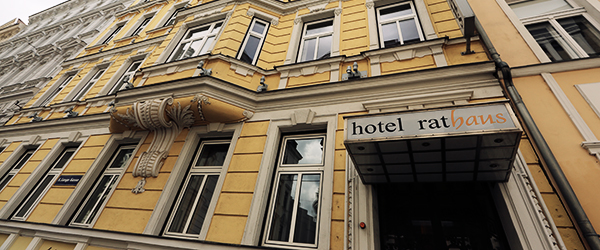 A hotel rathaus wein and design vienna austria hotel for Design hotel oesterreich