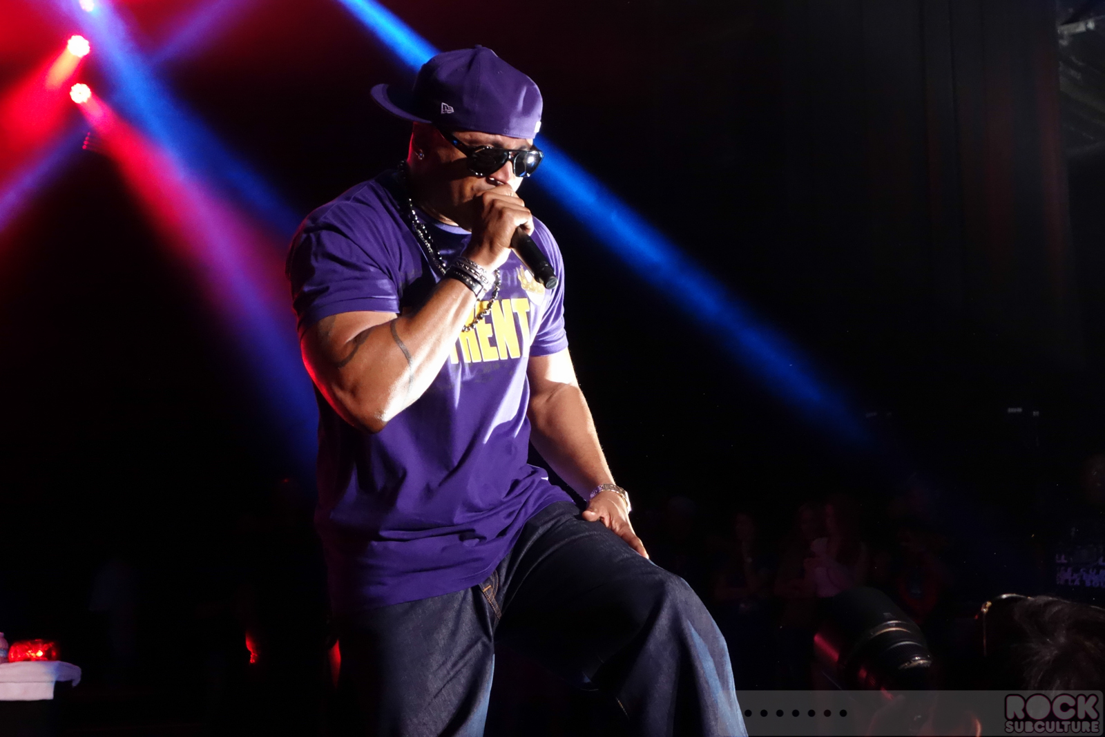 LL Cool J / Public Enemy - Going Back To Cali / Jack The Ripper / Bring The Noise / Sophisticated