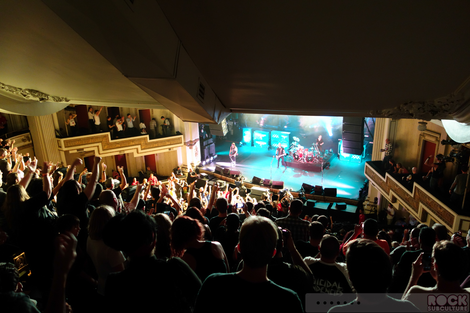Metallica San Diego Comic Con Secret Concert At