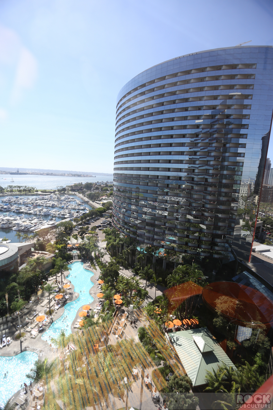 Hotels Resorts Hotels San Diego: Hotel/Resort Review: San Diego Marriott Marquis & Marina