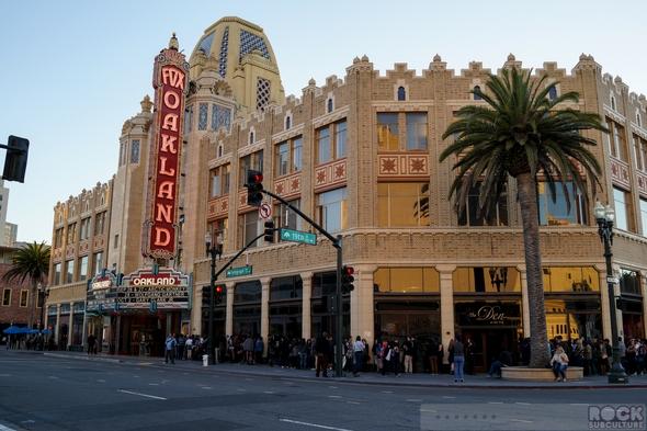 Tour Of Oakland Ca