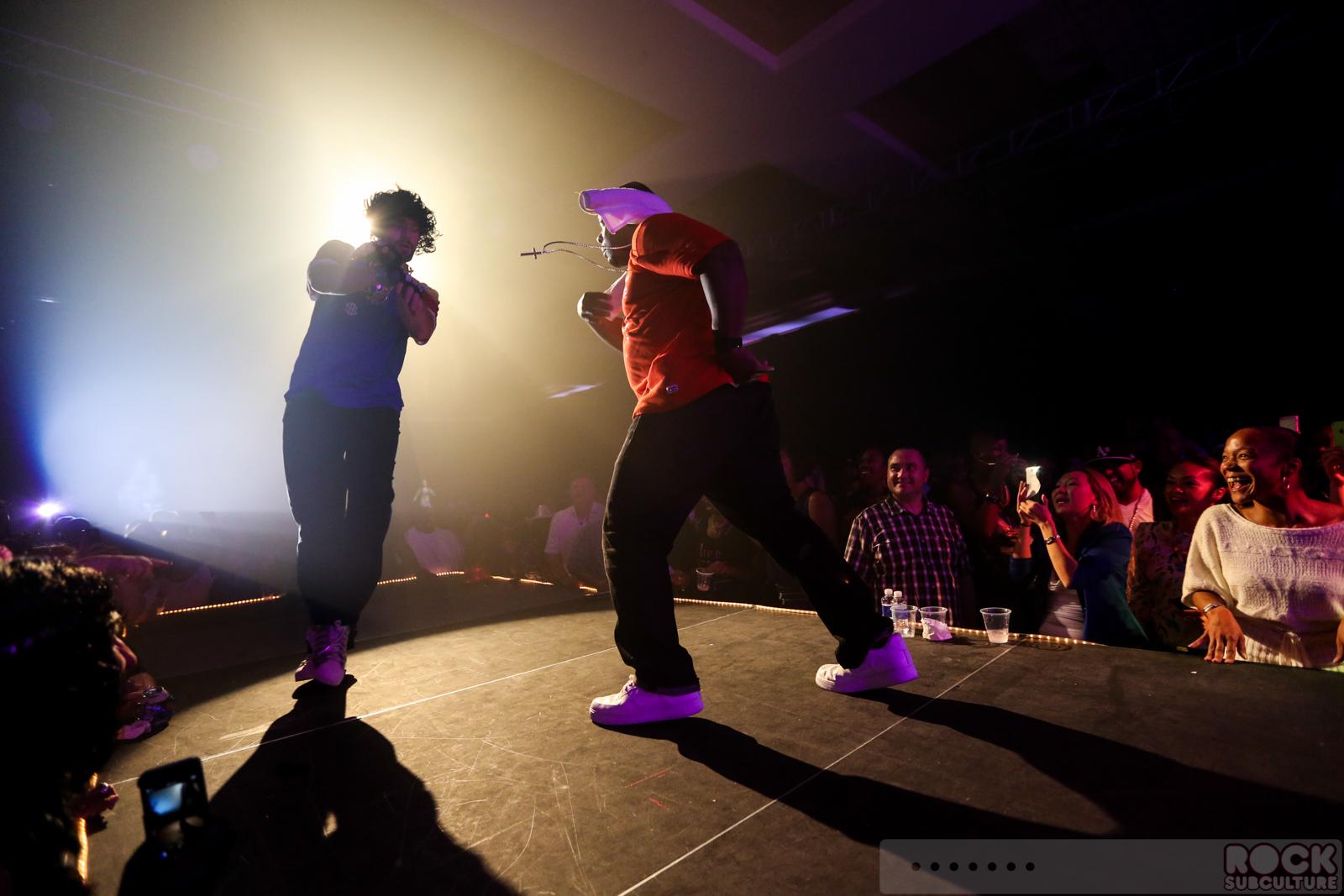 Resort casino hip hop concert