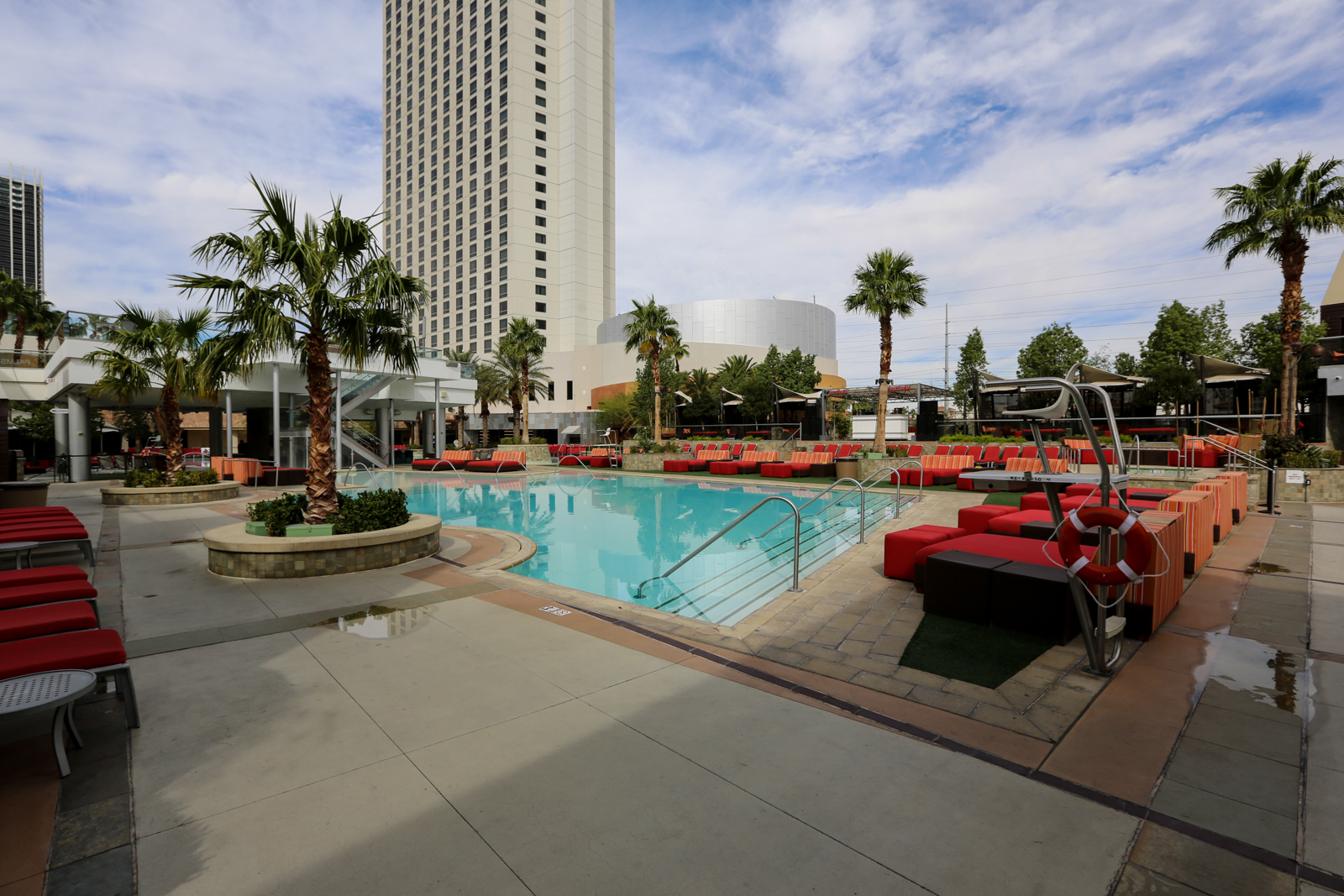 Palms casino and hotel