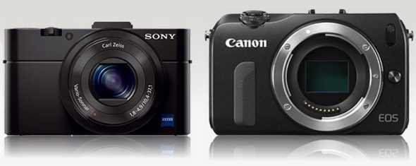 Music-Concert-Camera-Recommendations-for-Digital-Photography-Sensor-Size-Comparison-Sony-RX100-vs-Canon-EOS-M-RSJ