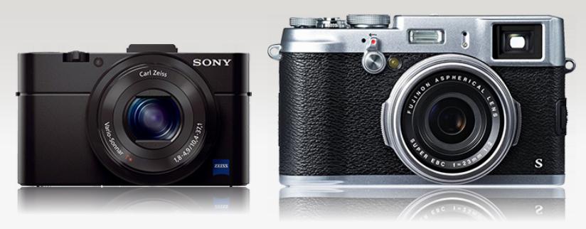 Fujifilm X100S vs Sony Cyber-shot DSC-RX100: Wat is het ...