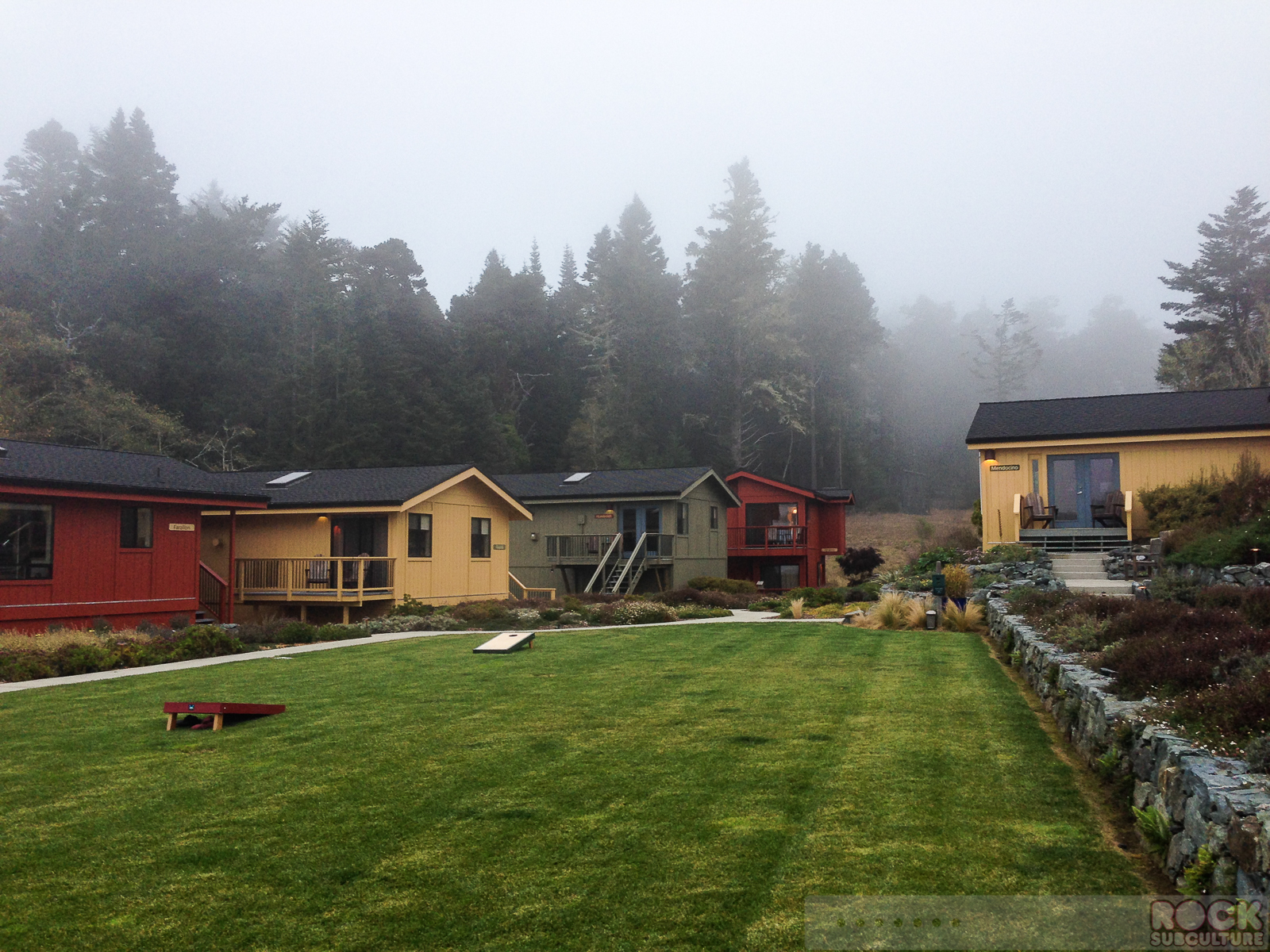 Mendocino Coast Hotels And Resorts On The Northern