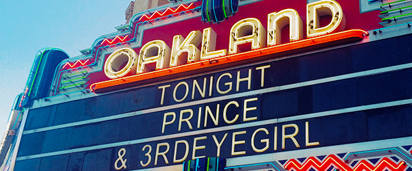 Prince with 3RDEYEGIRL at Fox Theater | Oakland, California | 4/24/2013 (Concert Review)