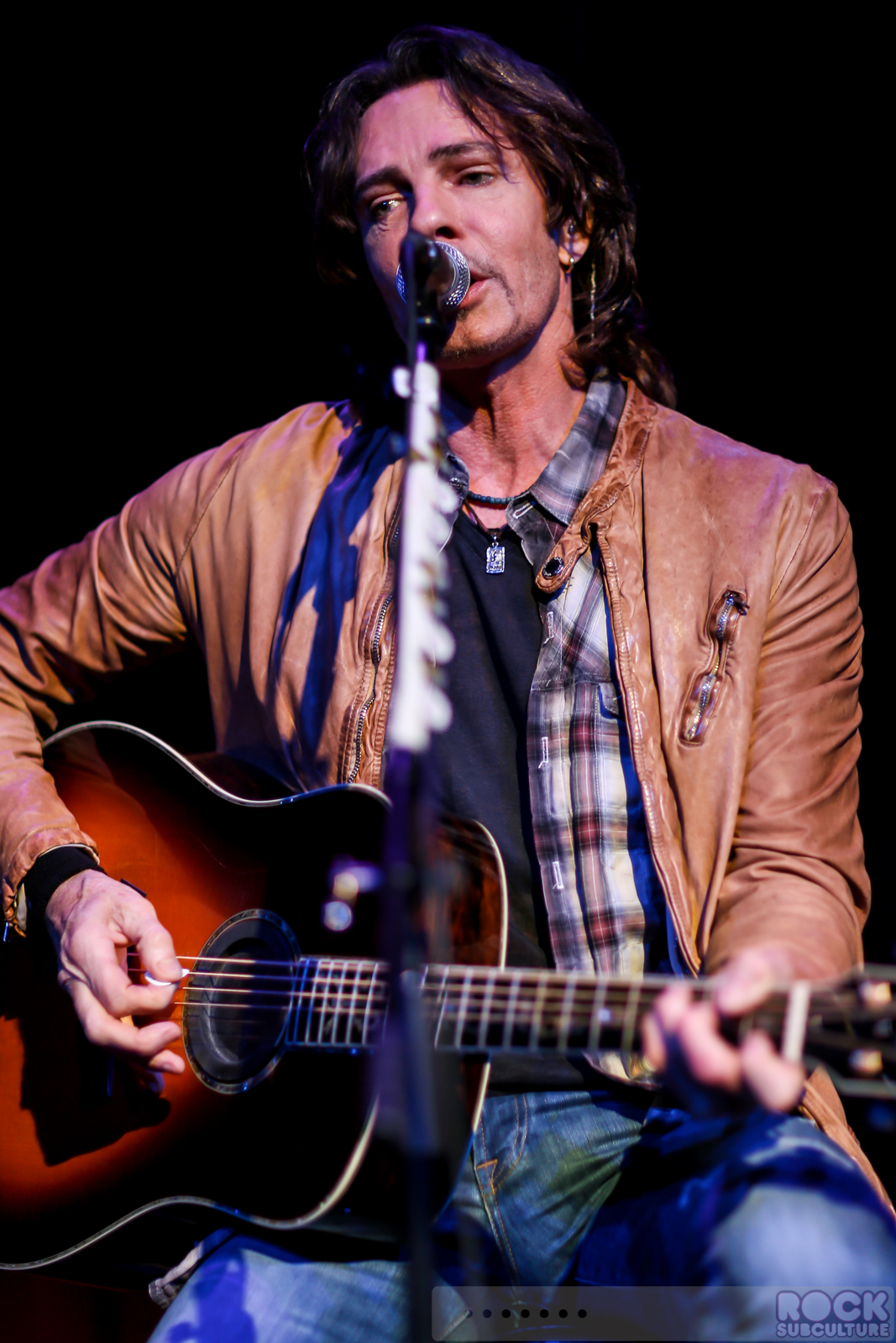 Rick Springfield Stripped Down Tour