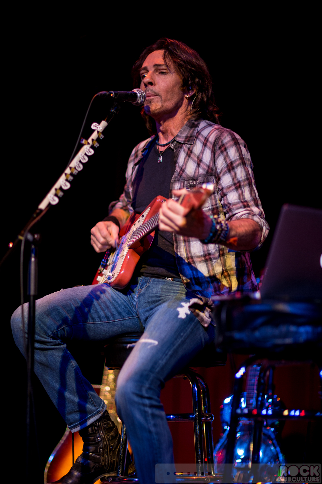 Rick Springfield Tour California