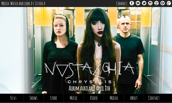 Ciscandra-Nostalghia-Debut-Album-Release-Review-Chrysalis-April-8-2014-Portal