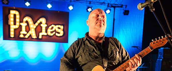Pixies at Henry Miller Memorial Library | Big Sur, California | 4/15/2014 (Concert Review)