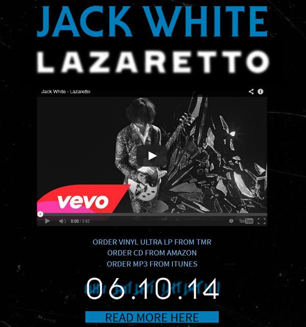 Lazaretto Tour Review