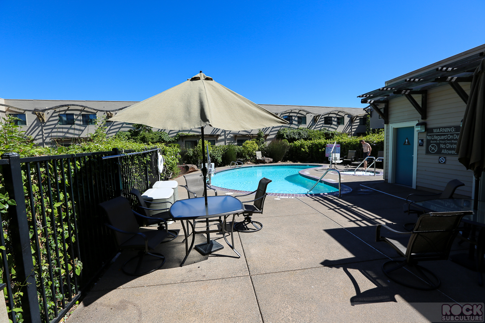 Hotel Resort Review Doubletree By Hilton Hotel Amp Spa Napa