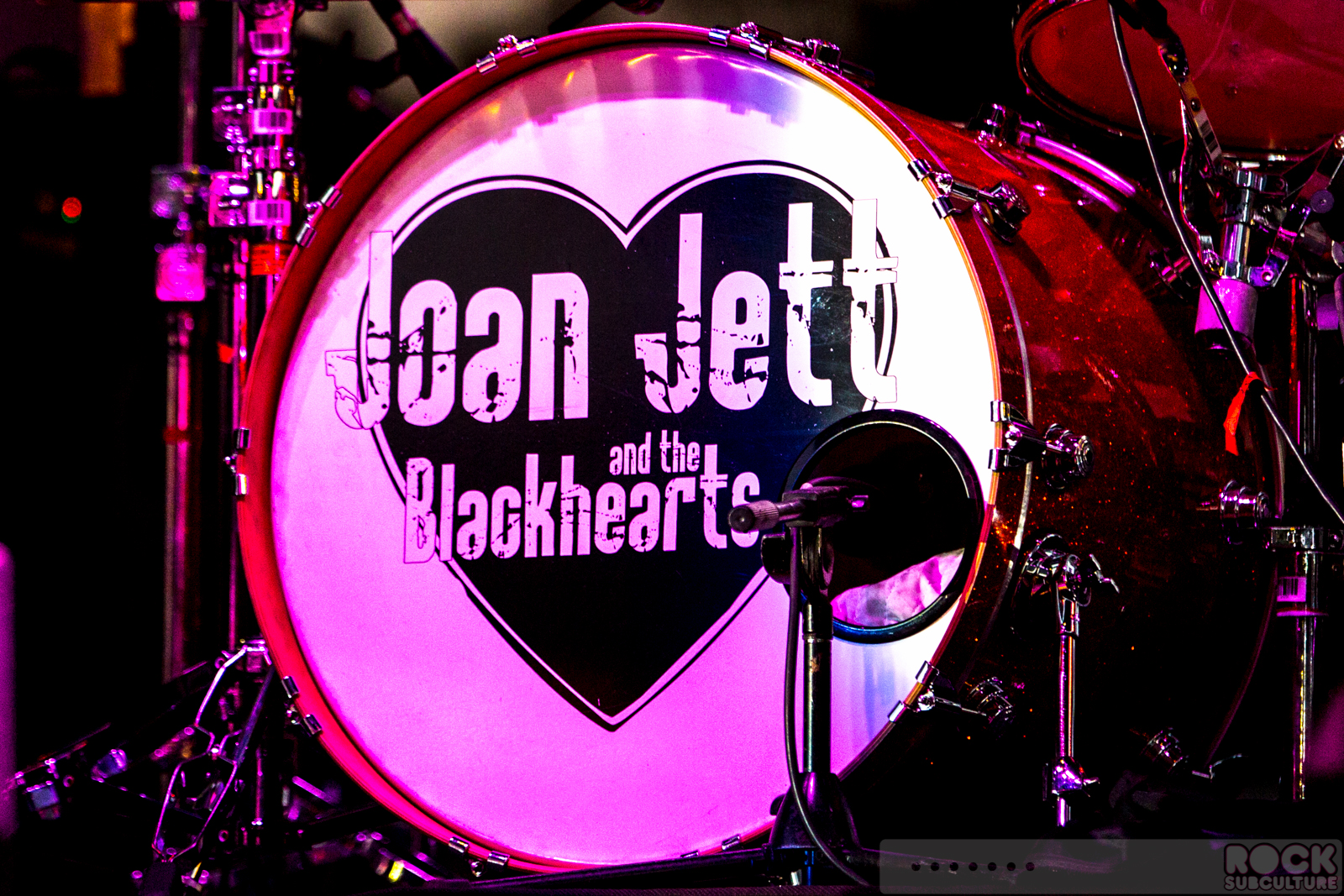Joan Jett and the Blackhearts at Cal Expo (California State