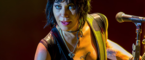 Joan Jett and the Blackhearts at Cal Expo (California State Fair) | Sacramento, California | 7/18/2014 (Concert Review)