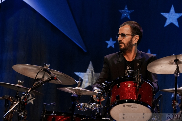 Ringo Starr And His All Band Concert