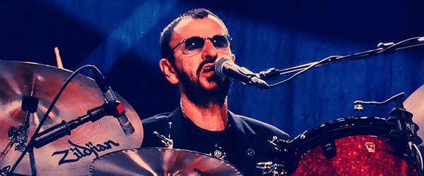 Ringo Starr and His All-Starr Band at City National Civic | San Jose, California | 7/13/2014 (Concert Review)