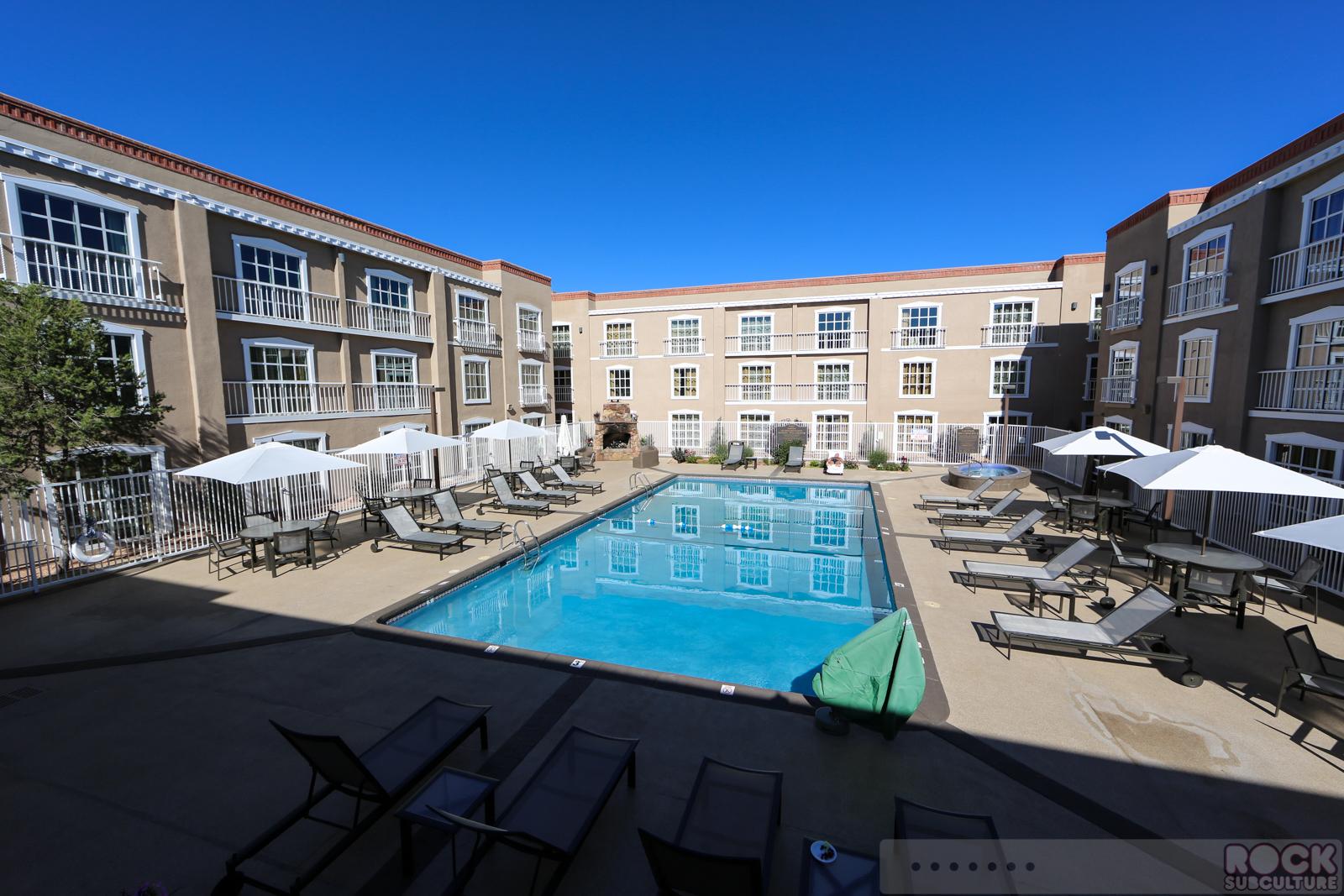Hilton Hotel Santa Fe Historic Plaza