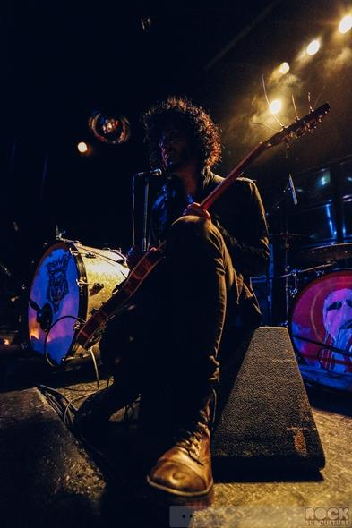 Reignwolf Tour