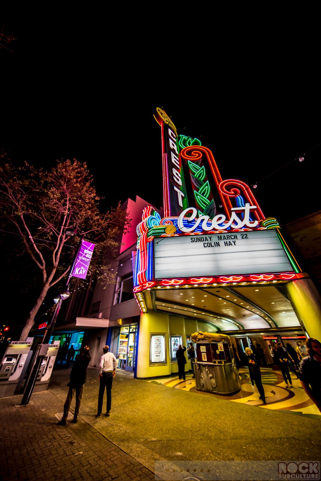 Colin Hay at Crest Theatre | Sacramento, California | 3/22 ...