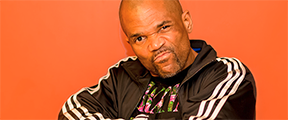 "Darryl ""DMC"" McDaniels (Run-D.M.C.): ""Rock Talk"" Podcast Audio Interview"