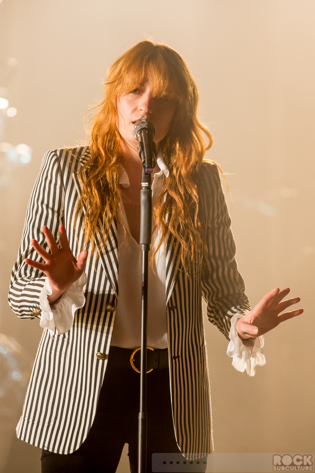florence and the machine tour setlist