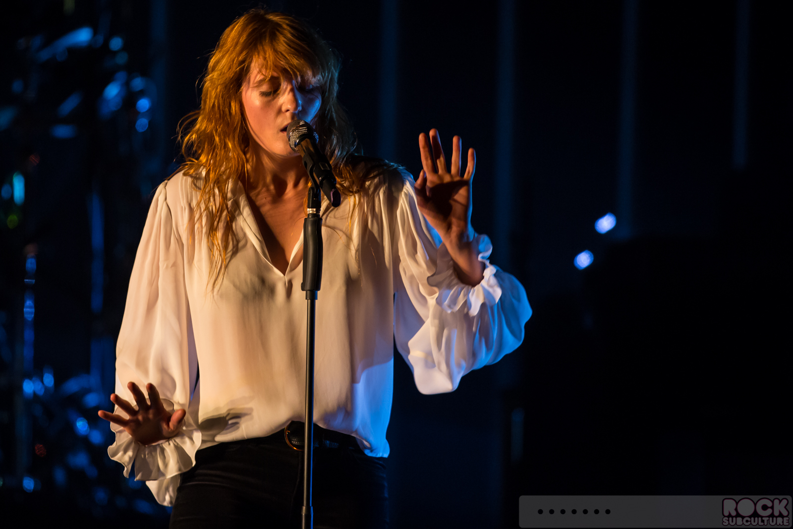 florence and the machine san francisco