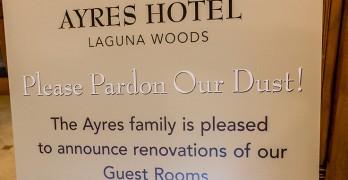 Hotel/Resort Review: Ayres Hotel Laguna Woods – Laguna Woods, California